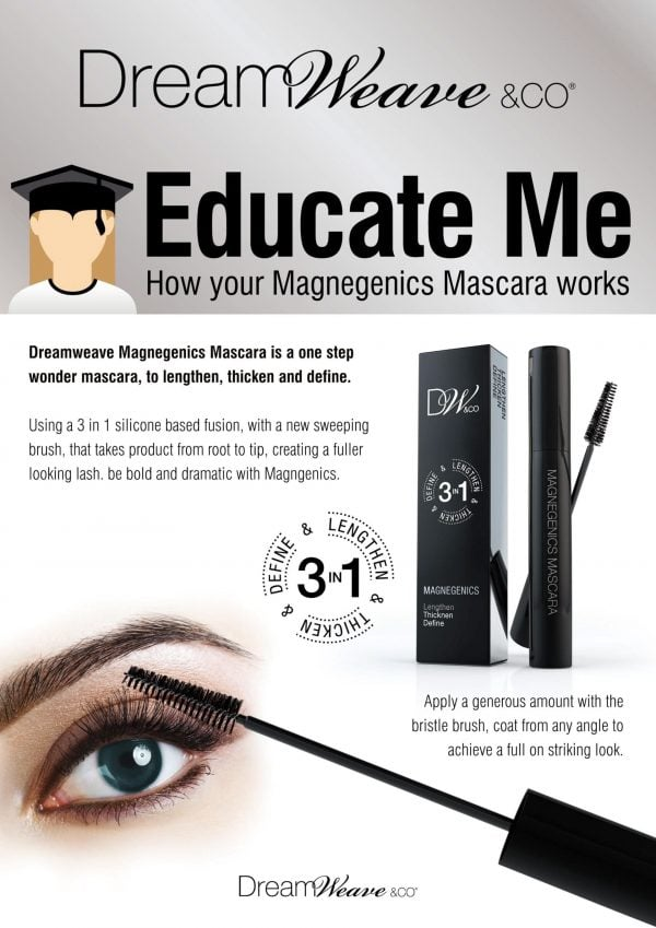 Magnegenics Mascara Educate Me