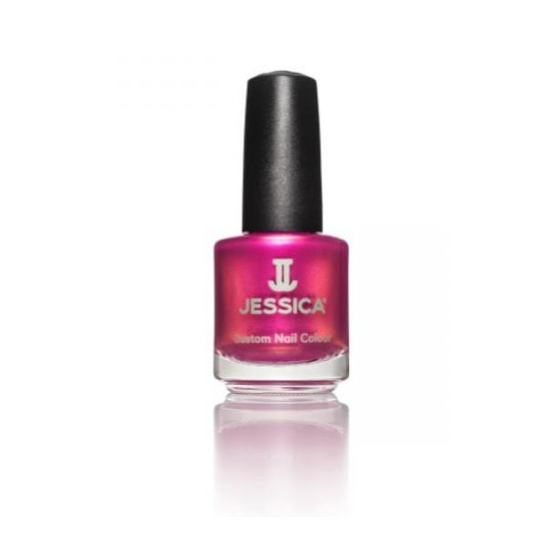Jessica Nail Polish Foxy Roxy Bottle