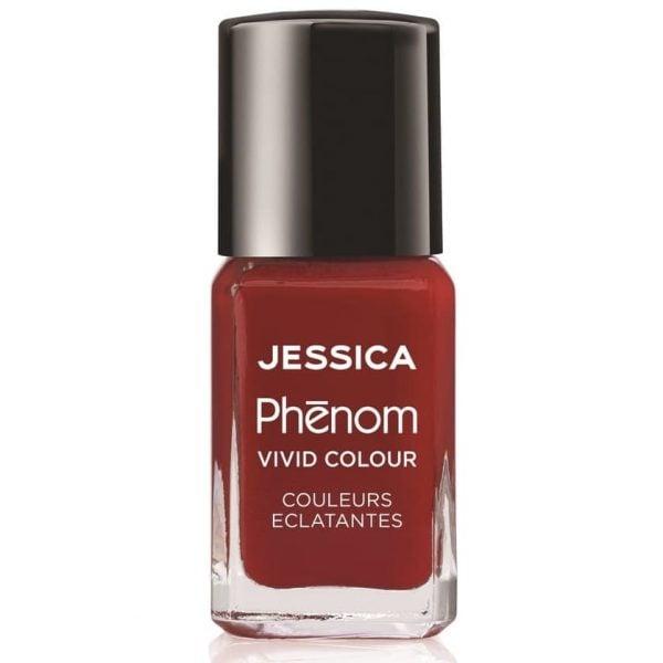 Jessica Nail Polish Phenom Jessica Red