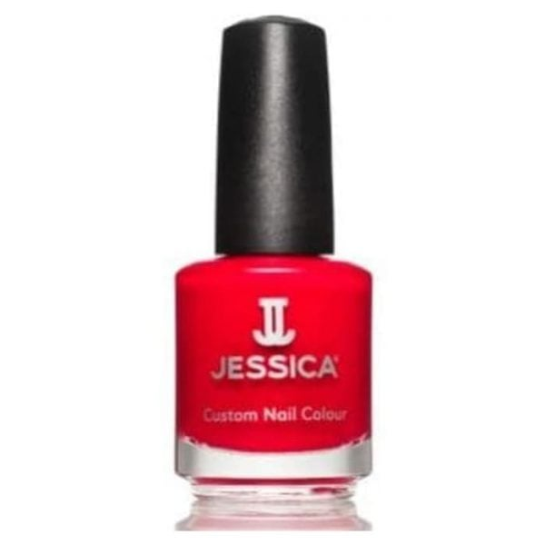 Jessica Nail Polish Royal Red