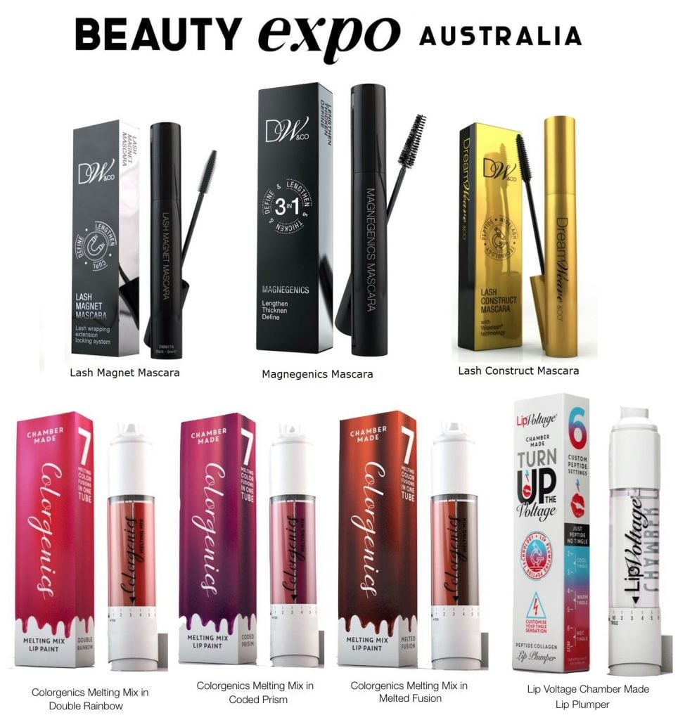 Dreamweave Products at Beauty Expo Australia